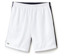 Damen-Shorts im Colorblock-Design LACOSTE SPORT TENNIS