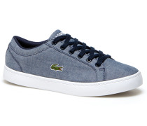 Kids' Straightset Lace Canvas Sneakers