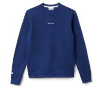 Herren-Sweatshirt aus Jersey mit 3D-Schriftzug