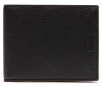 Herren Rafael Brieftasche aus genarbtem Leder