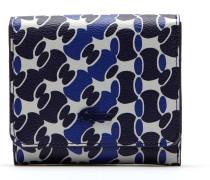 Doppelt gefaltete Damen-Brieftasche für sechs Kreditkarten in mittlerer Größe STEFFI