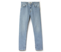 Hose aus Stretch-Denim