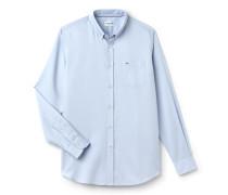 Klassisch geschnittenes Hemd aus Mini Piqué
