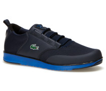 Herren-Sneaker aus zweifarbigem Canvas L.IGHT