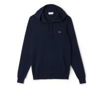 Herren-Sweatshirt mit Kapuze aus Milano-Baumwolle