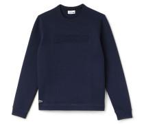 Herren-Fleece-Sweatshirt mit Schriftzug LACOSTESPORT