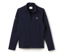 Herren-Sweatshirt-Jacke aus Stretch-Gabardine LACOSTE SPORT GOLF