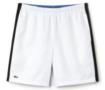 Herren-Shorts aus Taft im Colorblock-Design LACOSTESPORT TENNIS