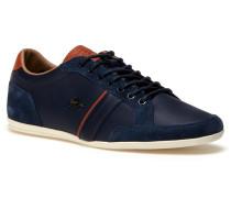 Herren-Sneakers ALISOS aus Leder mit Kontrast-Akzenten