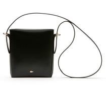 Damen-Hobo-Bag MINI GOLF aus glänzendem Leder