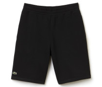 Herren-Fleece-Shorts mit Schriftzug LACOSTESPORT