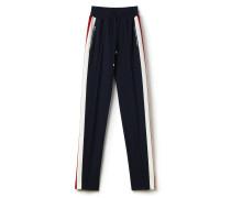 Damen-Leggings mit hoher Taille und Reißverschluss Runway collection