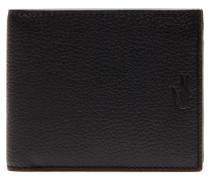 Herren-Leder-Brieftasche für drei Karten im Großformat