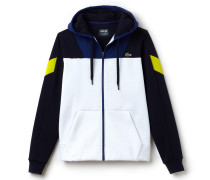 Herren-Sweatshirt aus zwei Materialien LACOSTE SPORT TENNIS