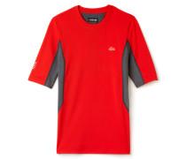 Herren-T-Shirt aus technischem Jersey LACOSTESPORT TENNIS