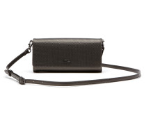 Damen-Brieftaschen-Clutch aus Leder CHANTACO CHRISTMAS