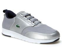 Damen-Sneakers L.IGHT mit metallischen Einsätzen