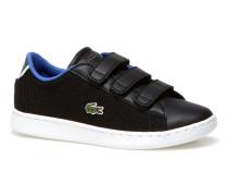 Kids' Carnaby Evo Piqué Canvas Velcro Strap Sneakers