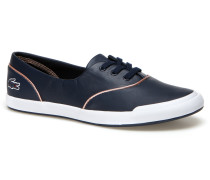Flache Damen-Sneaker aus Leder LANCELLE3EYE