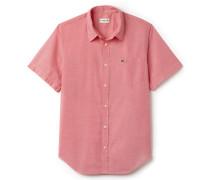 Slim Fit Herren-Hemd aus Baumwoll-Voile