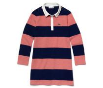 Kinder-Kleid aus gestreiftem Jersey