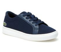 L.12.12 Piqué-Canvas Kinder-Sneakers