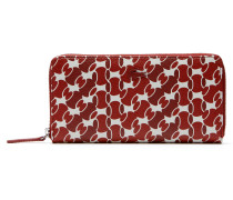 Damen-Reißverschluss-Brieftasche im Großformat STEFFI