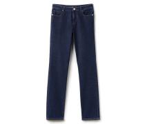 SlimFit Damen-Jeans aus dehnbarem Baumwoll-Denim