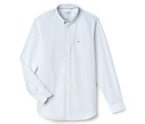 Klassisch geschnittenes Hemd mit Streifenmuster