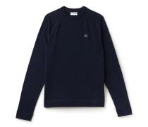 Herren-Sweatshirt aus Baumwoll-Fleece