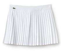 Damen-Faltenrock aus leichtem Funktionsstoff LACOSTE SPORT TENNIS