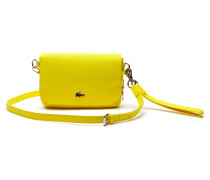 Damen Daily Classic Dual Carry Umhängetasche aus Piqué-Leder