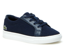 L.12.12 Piqué-Canvas Kinder-Sneakers