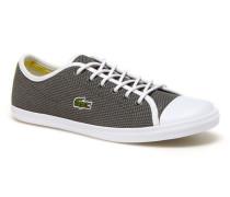 Low-Rise Damen-Sneakers ZIANE aus Mesh-Canvas