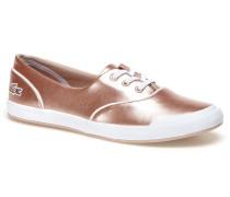 Damen-Sneaker in Metallic-Optik LANCELLE3EYE