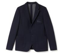 Herren-Jacke aus Baumwoll-Woll-Mischung
