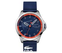 Uhr Capbreton mit Silikonarmband