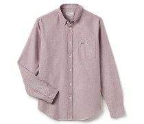 Regular Fit Hemd aus Oxford-Baumwolle