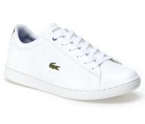 Kinder-Sneaker mit Kontrastferse und Klettverschluss CARNABY EVO