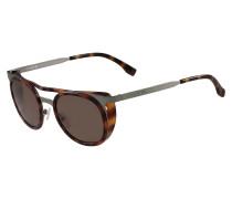 Schildpatt-Sonnenbrille im Vintage-Look