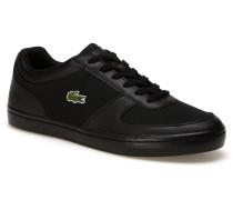 Herren-Sneaker aus Leder und Canvas GRIPTON
