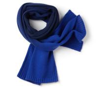 Damen-Schal aus Jersey in Dip-Dye-Look