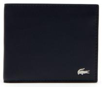 Große FG-Lederbrieftasche mit Münzfach
