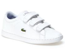 Kinder-Sneaker mit Kontrastferse und Klettverschluss CARNABY