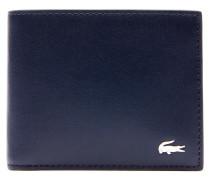 Herren-Brieftasche FG aus Leder für sechs Karten