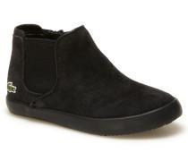 Chelsea-Stiefel Ziane aus Veloursleder mit Reißverschluss