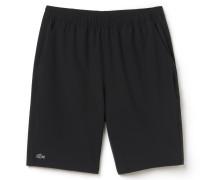 Shorts aus dehnbarem Taft mit Netzfutter LACOSTESPORT Tennis