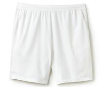Herren-Shorts aus Stretch mit Kontrastbund LACOSTE SPORT TENNIS