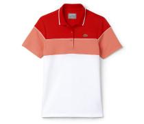 Women's Lacoste SPORT Golf Colorblock Technical Knit Polo