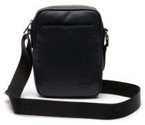 Vielseitige Herren-Tasche mit aufgedrucktem feinem Piqué-Muster ANDY